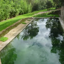 Zwembad door jardinista