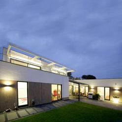 Leuchtender Diamant kenchiku Moderne Häuser