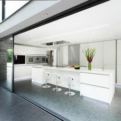 AR Design Studio- Abbots Way AR Design Studio Dapur Modern