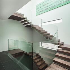 AR Design Studio- Abbots Way AR Design Studio Koridor & Tangga Modern
