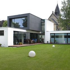 Haus Börger Architekten Spiekermann Moderne Häuser