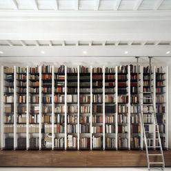 beatrice pierallini Oficinas y bibliotecas de estilo ecléctico