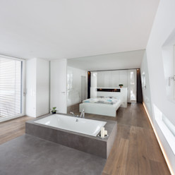 wukowojac architekten Salle de bain moderne