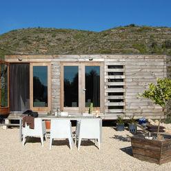 DMP arquitectura Casas pré-fabricadas