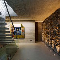 Paraty House Studio MK27 Corredores, halls e escadas modernos