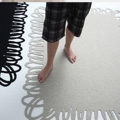 SON CARPET BY POEMO DESIGN POEMO DESIGN Paesaggio d'interni