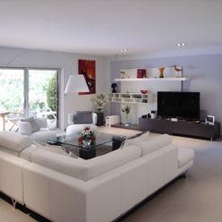 Maison à Saint Vaury Jean-Paul Magy architecte d'intérieur Salon moderne
