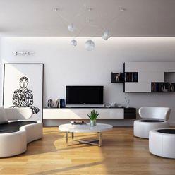 homify Salon minimaliste