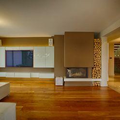Studio Projektowe Projektive Moderne Wohnzimmer