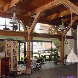 verbouw en uitbreiding koeienschuur tot villa Friso ten Holt architect Msc lid BNA - Studio Abbestede Landelijke woonkamers
