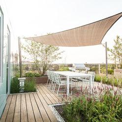 Studio REDD exclusieve tuinen Moderner Balkon, Veranda & Terrasse
