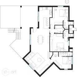 start.arch architettura Casas de estilo mediterráneo