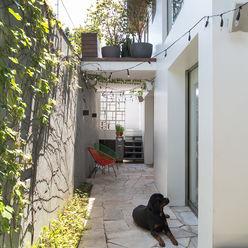 SALA2 arquitetura e design Tropical style garden