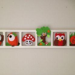 Cadres décoratifs uniques et personnalisés pour chambre d'enfant et bébé! Bichat & Friends Murs & SolsImages & Cadres