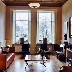 Zitkamer voor ABC-Idee Eclectische woonkamers