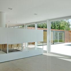 Einfamilienhaus in Lustenau / Österreich Früh Architekturbüro ZT GmbH WohnzimmerKamin und Zubehör