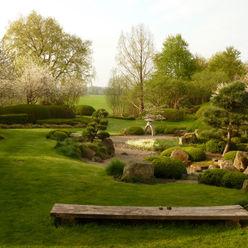 ROJI Japanische Gärten 庭院
