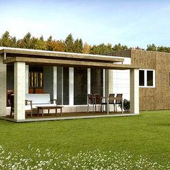 Casas Cube Moderne huizen