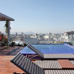 House in Rio Balcones y terrazas modernos: Ideas, imágenes y decoración