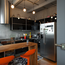 Aimbere PM Arquitetura Cozinhas industriais