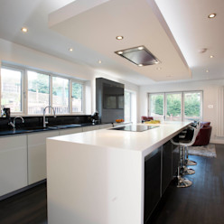 MR & MRS O'SULLIVAN'S KITCHEN Diane Berry Kitchens Cucina moderna