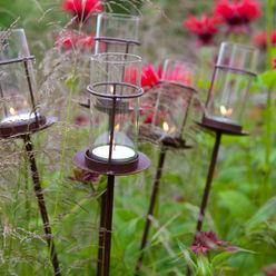 Garden Party Lantern Hen and Hammock GiardinoIlluminazione