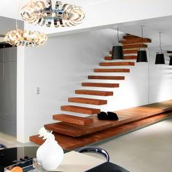 STRUKTURA Łukasz Lewandowski Modern corridor, hallway & stairs