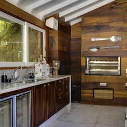 Raquel Junqueira Arquitetura Country style kitchen
