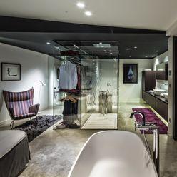 VelezCarrascoArquitecto VCArq Modern dressing room
