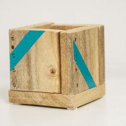 Boîte de rangement en bois fabriqué main Artodeco MaisonAccessoires & décoration