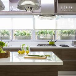 campana de cocina GUTMAN+LEHRER ARQUITECTAS Cocinas modernas: Ideas, imágenes y decoración