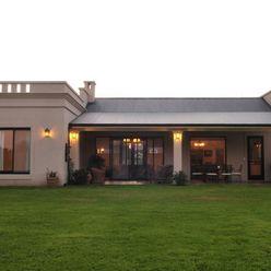 Casa de Campo en Pilar Parrado Arquitectura Casas rurales