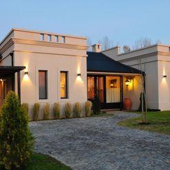 vista frente Parrado Arquitectura Casas rurales