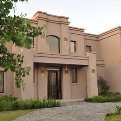 detalle del frente Parrado Arquitectura Casas clásicas