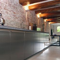 Loft Amsterdam De Ontwerpdivisie Industriële keukens