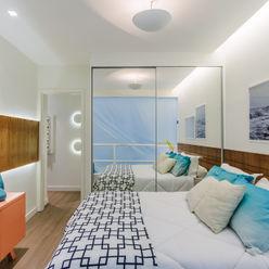 Apartamento Bela Vista STUDIO LN Quartos modernos