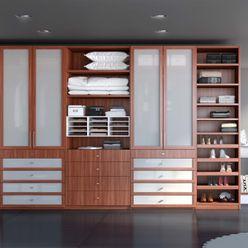 Vestidores y Closets Interioriza Vestidores y closetsAlmacenamiento