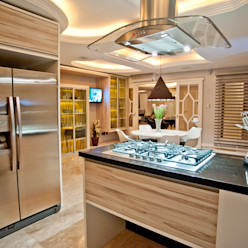 Paulinho Peres Group Cocinas modernas