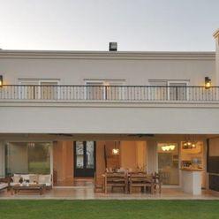 fachada contrafrente Parrado Arquitectura Casas clásicas