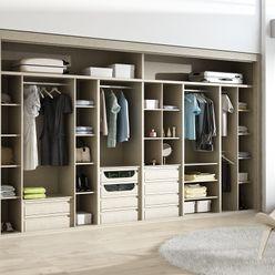 TODOMADERA ESTEPONA Modern dressing room