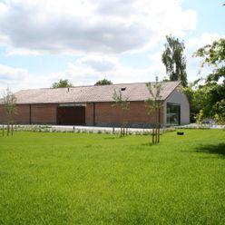 Tiendenschuur Van Mol Schoten DI-vers architecten - BNA Moderne huizen