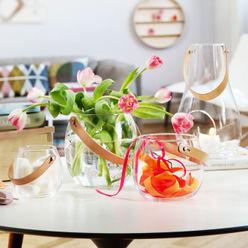 Holmegaard - Design with light Glasschale Connox Balkon, Veranda & TerrasseAccessoires und Dekoration Glas