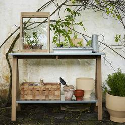 Skagerak - Spira Gewächshaus Connox Balkon, Veranda & TerrassePflanzen und Blumen Holz