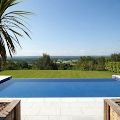 Treveuex Hill Aqua Platinum Projects Classic style pool