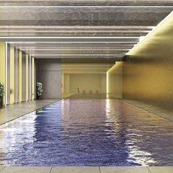 London Dock Aqua Platinum Projects Classic style pool