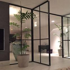 Woning IJburg MG Interieurarchitectuur BNI Moderne woonkamers Beton Wit