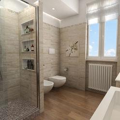 studiosagitair Modern Bathroom