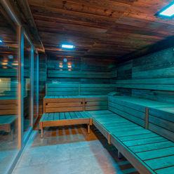 Kräutersauna corso sauna manufaktur gmbh Rustikale Hotels