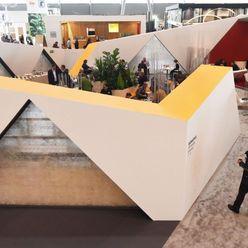 homify Modernes Messe Design