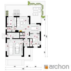 Projekt: Dom w tawułach (G2) homify